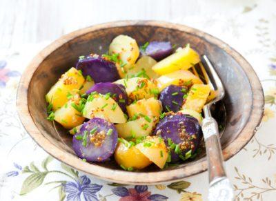 Modern-Potato-Salad - Modern Potato Salad 400x291