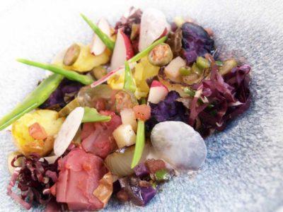 Warm-Potato-Salad - Warm Potato Salad 400x300