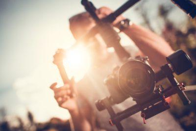 Camera Gimbal DSLR Video - camera gimbal dslr video 400x267