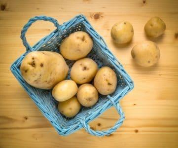 Table Potatoes - Table Potatoes 361x300
